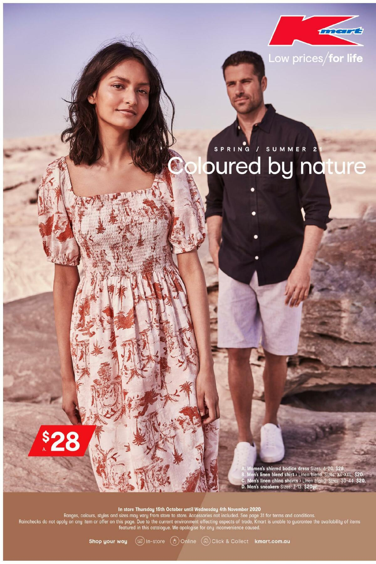 Kmart Catalogues from October 15