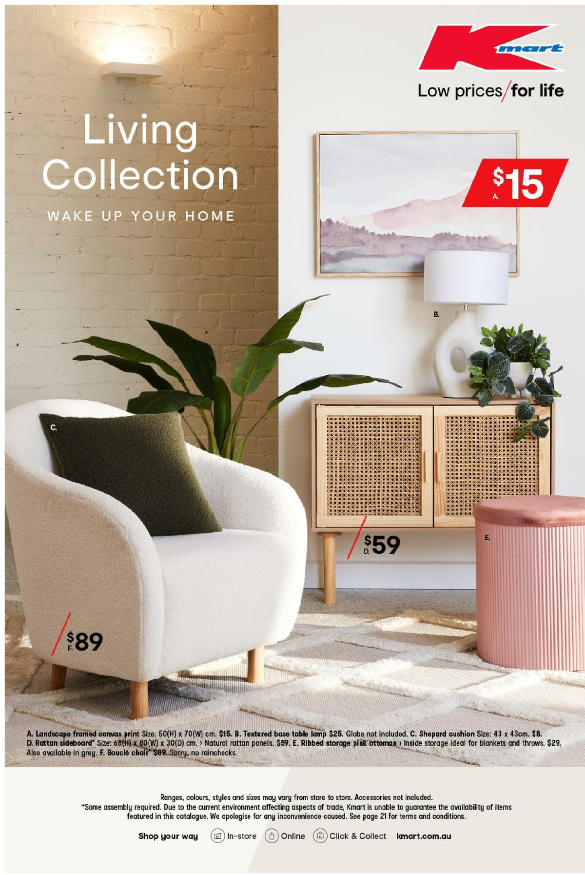 Kmart Catalogues from February 9