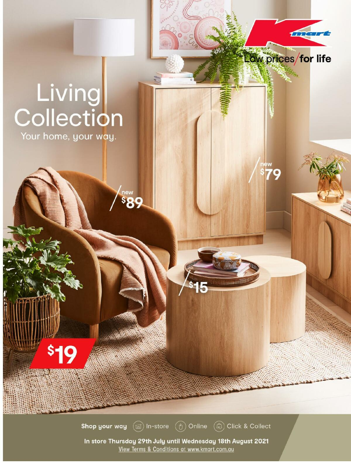 Kmart Catalogues from July 29
