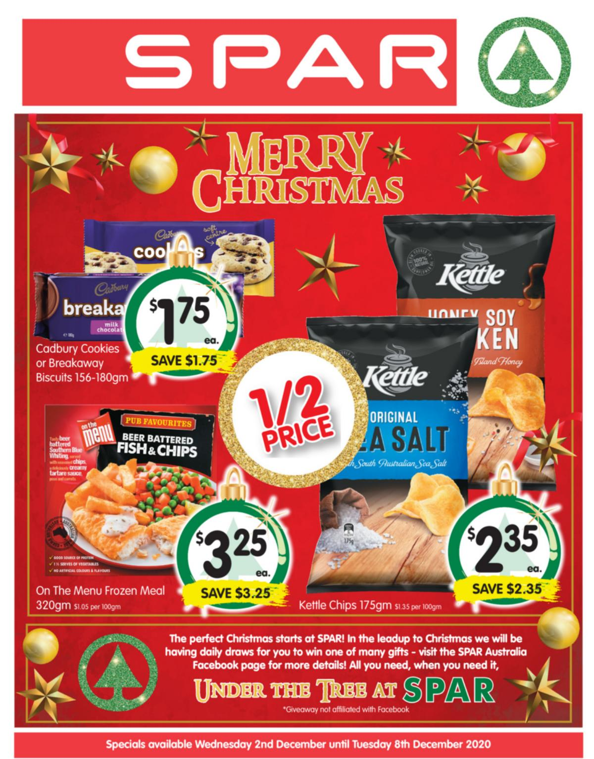 Spar Catalogues from December 2