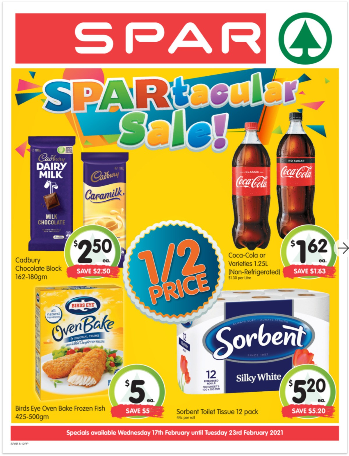 Spar Catalogues from February 17