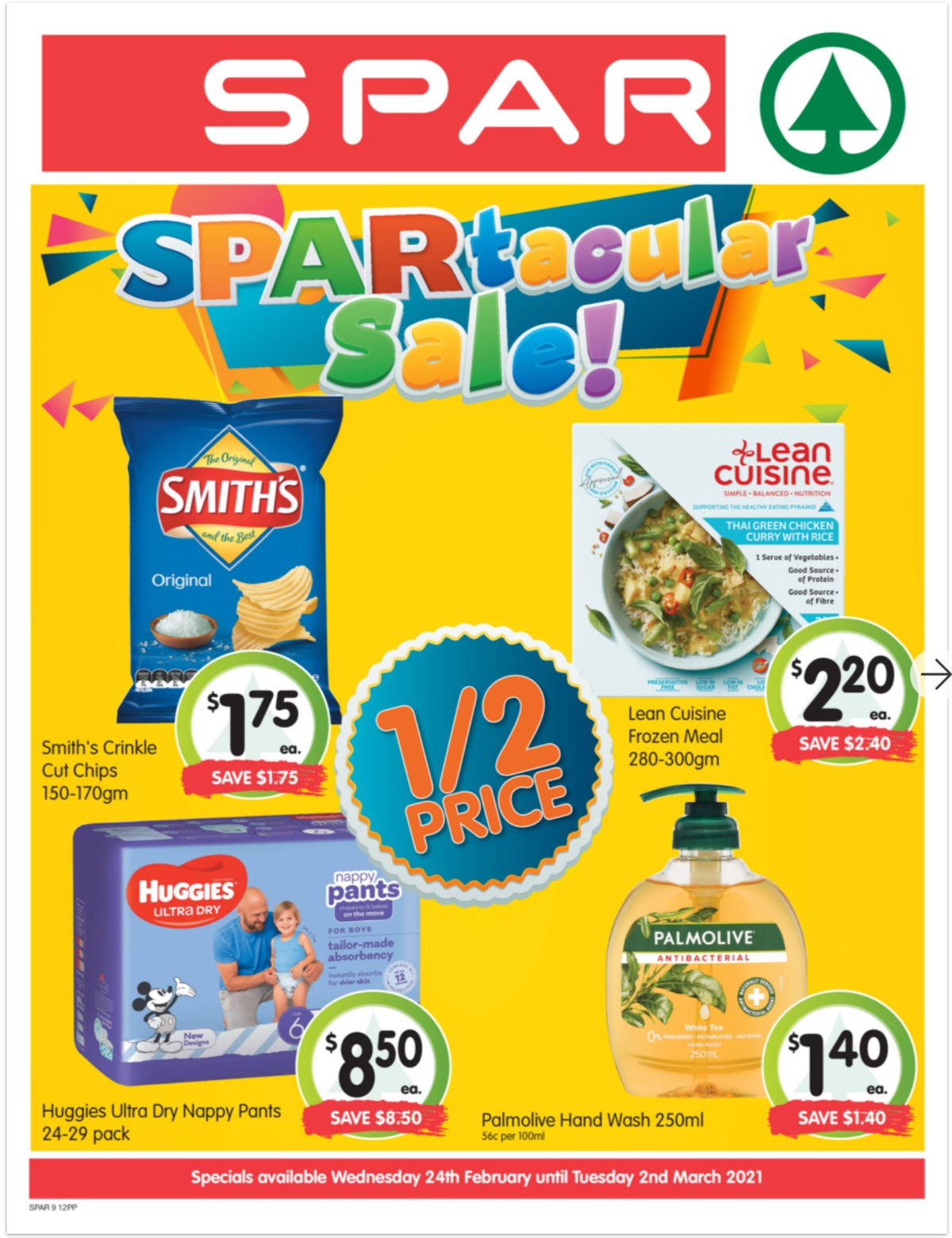 Spar Catalogues from February 24
