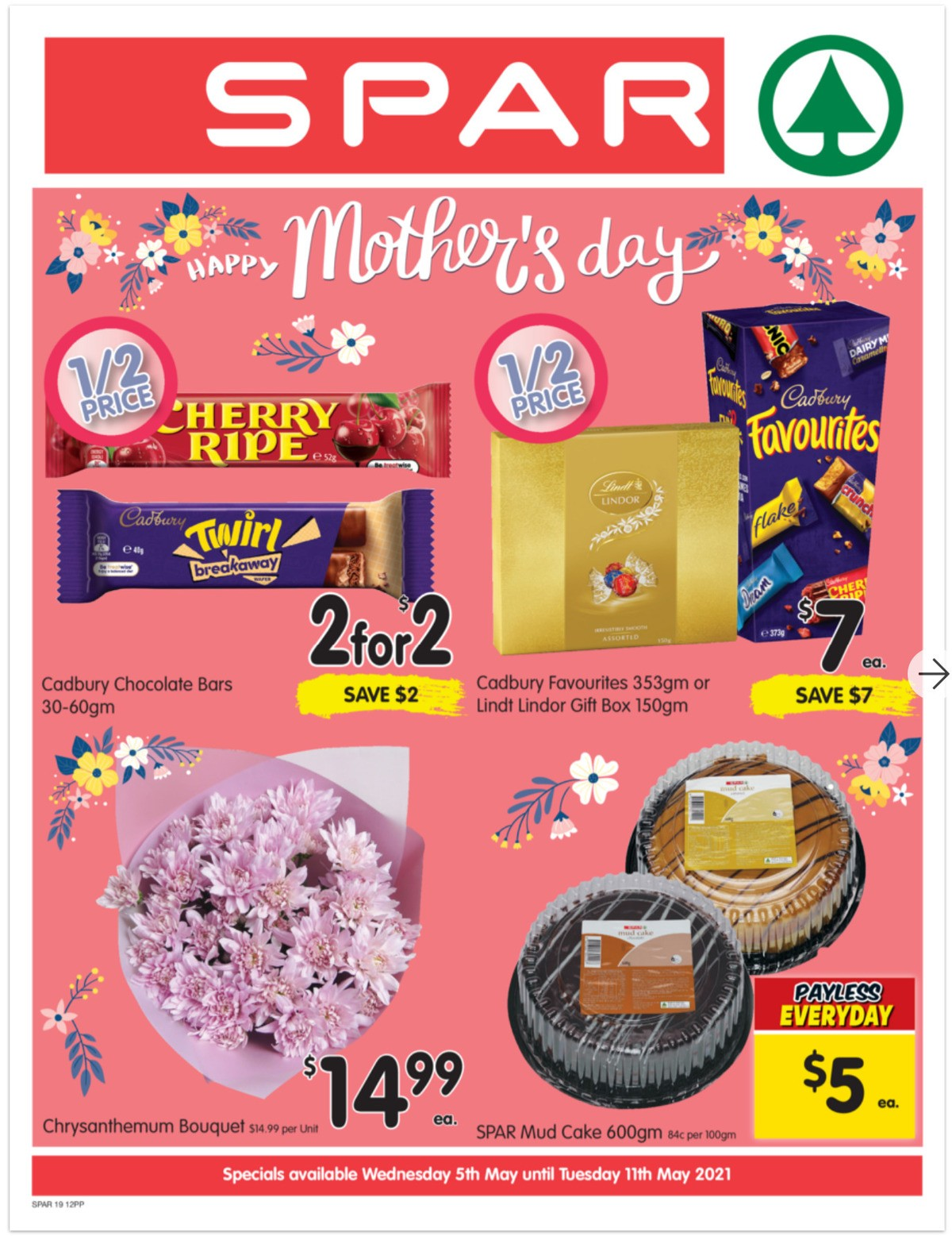 Spar Catalogues from May 5