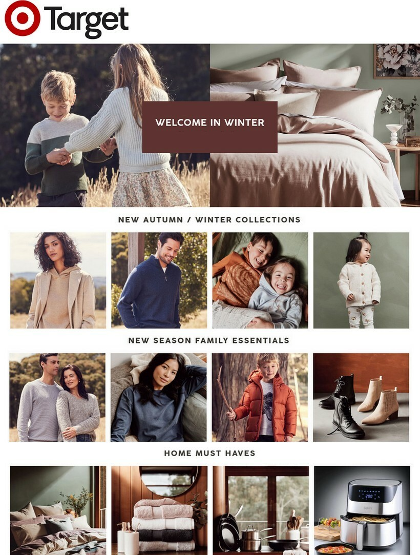 Target Catalogues from May 18