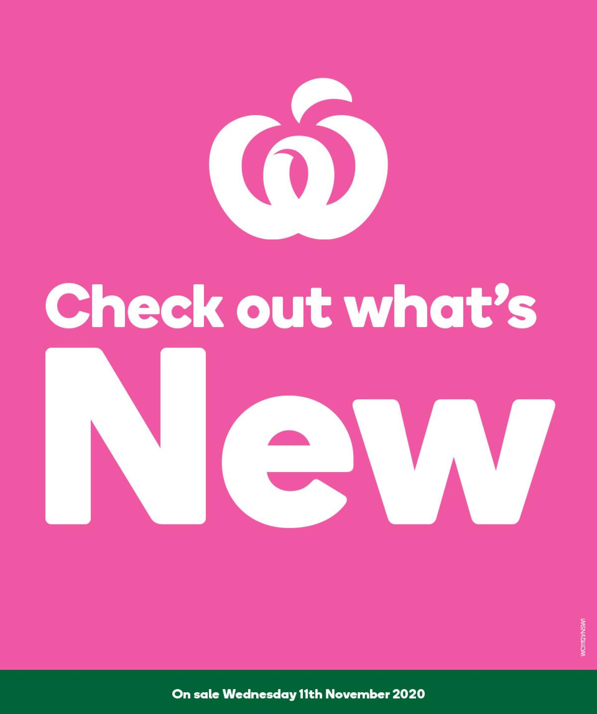 Woolworths NEW Digital Catalogues from November 11