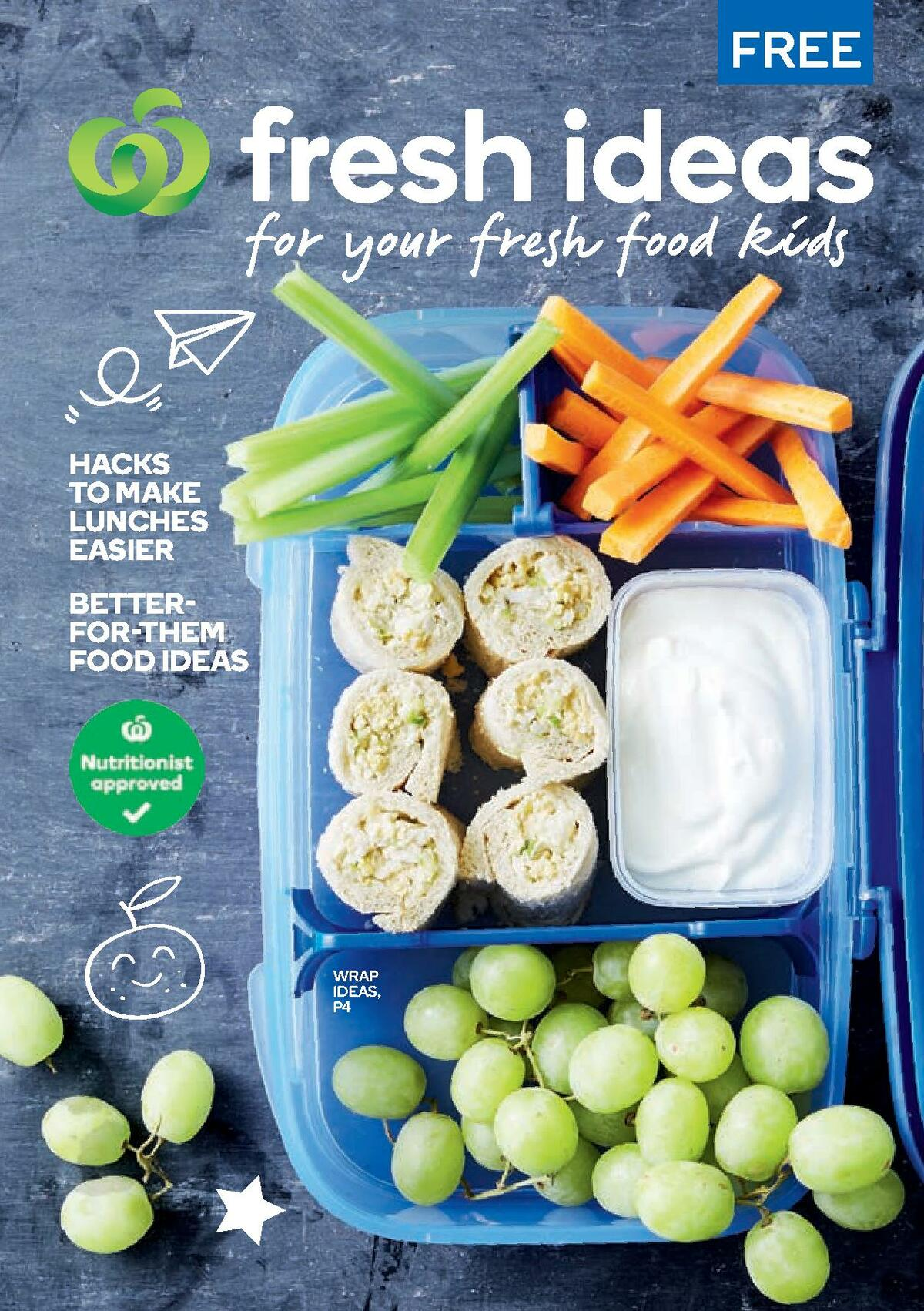 Woolworths Fresh Ideas Catalogues from January 6