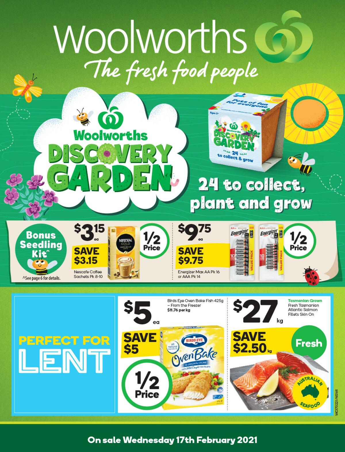 Woolworths Catalogues from February 17
