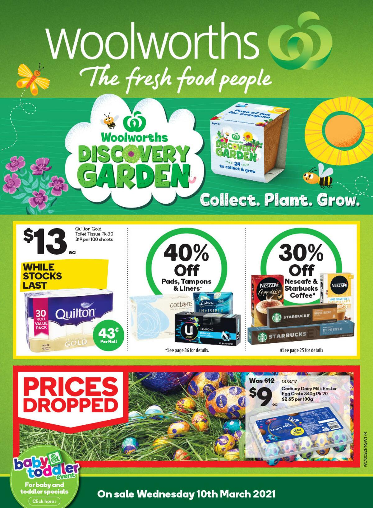 Woolworths Catalogues from March 10