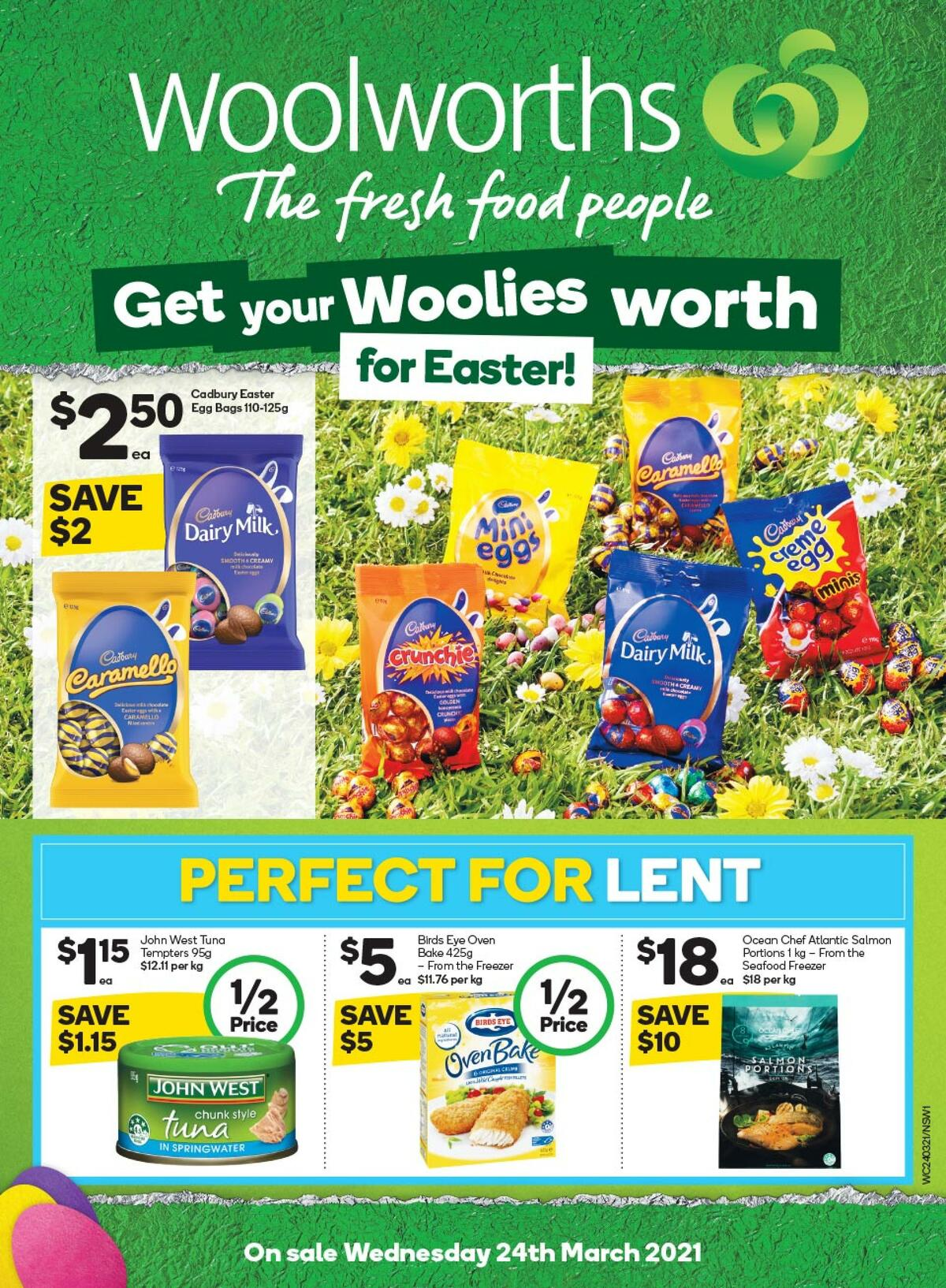 Woolworths Catalogues from March 24