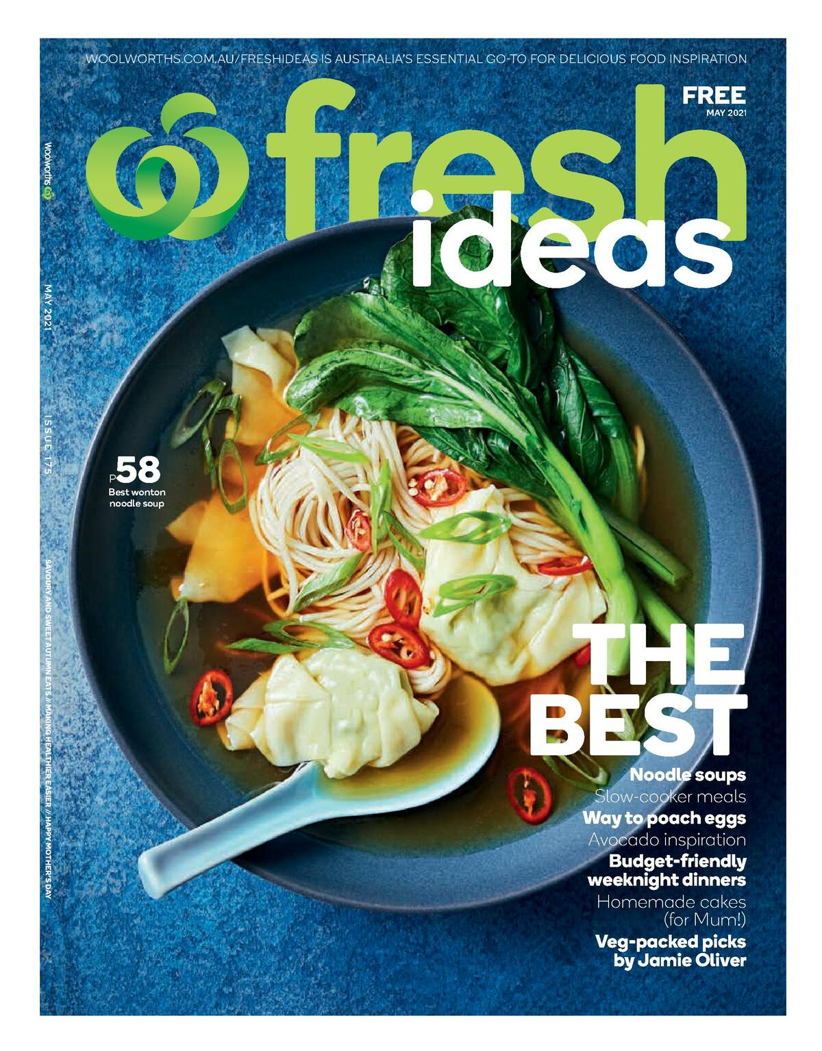 Woolworths Magazine May Catalogues from May 1