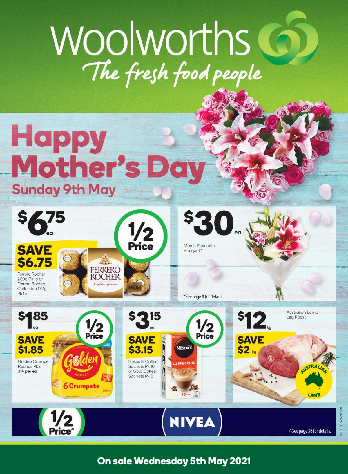 Woolworths Catalogues from May 5