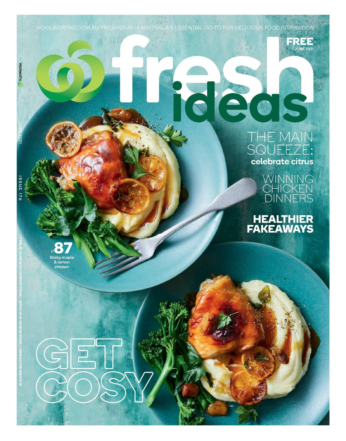 Woolworths Magazine June Catalogues from June 1