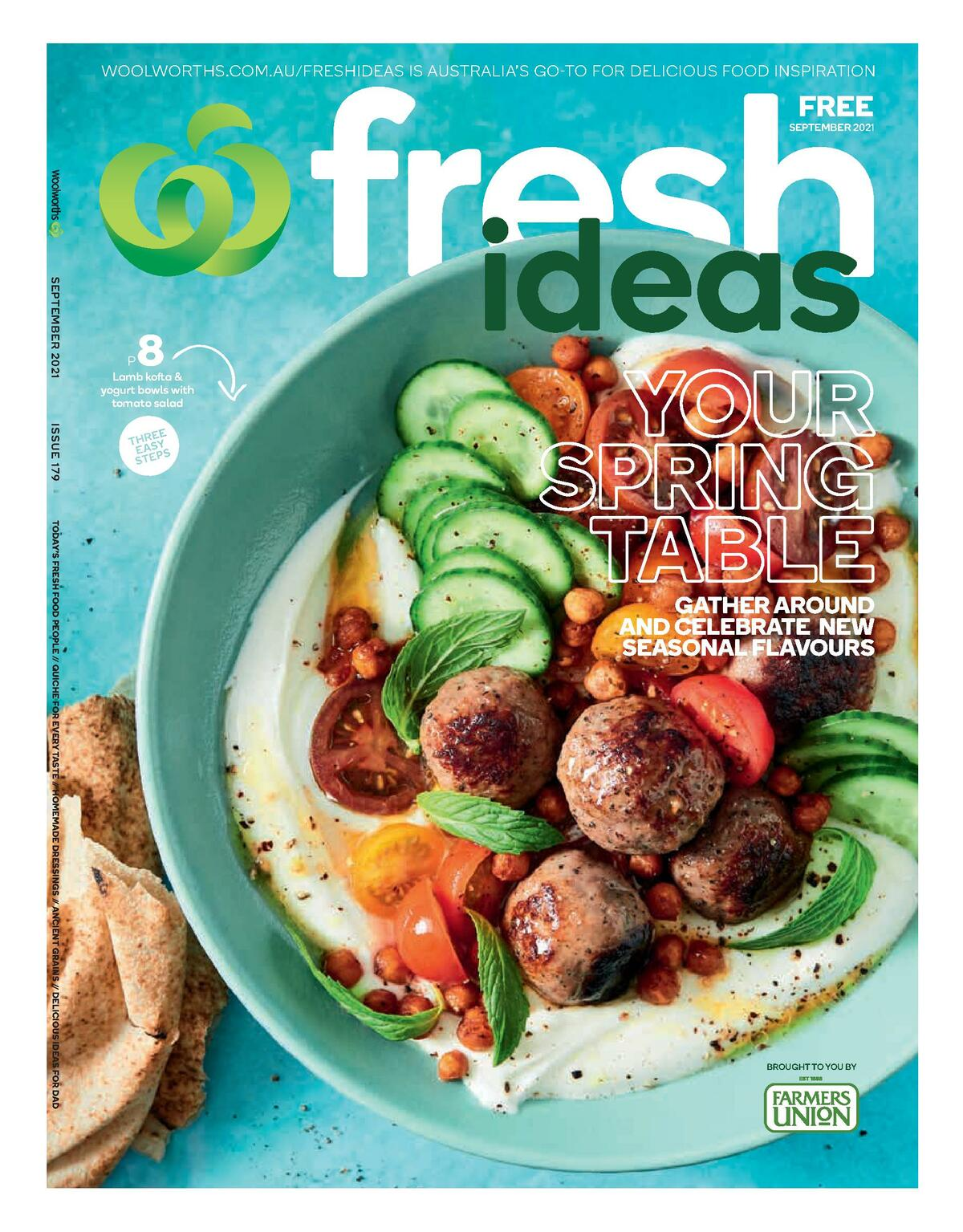 Woolworths Magazine September Catalogues from September 1