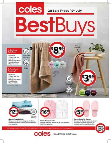 Coles Best Buys