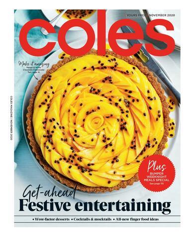 Coles Magazine November
