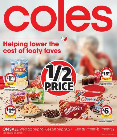 Coles Footy Finals