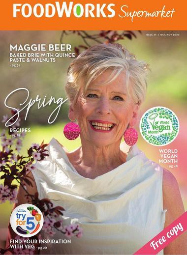 FoodWorks Winter Magazine - October/November