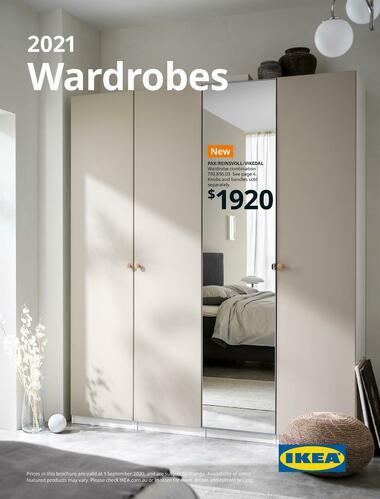 IKEA Wardrobes Brochure
