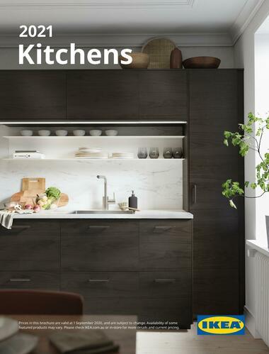 IKEA Kitchens Brochure