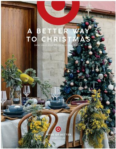 Target A Better Way To Christmas