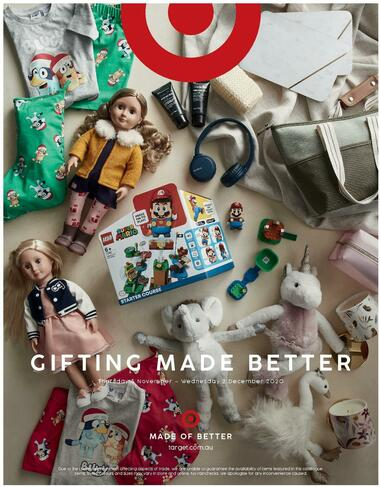 Target Gifting Made Better