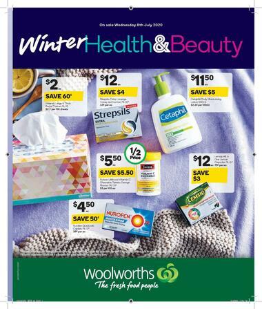Woolworths Health & Beauty